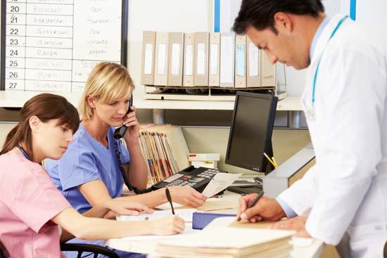 corso di segretaria studio medico
